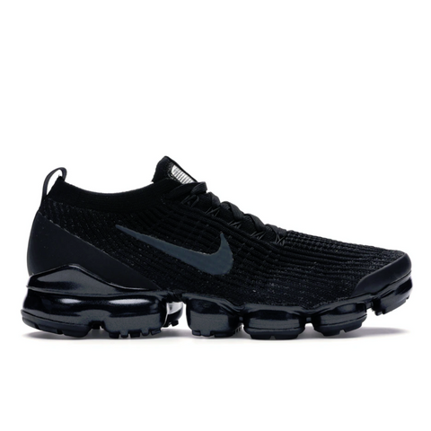 NIKE AIR VAPORMAX FLYKNIT 3.0 TRIPLE BLACK