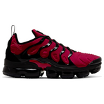 NIKE AIR VAPORMAX PLUS UNIVERSITY RED BLACK