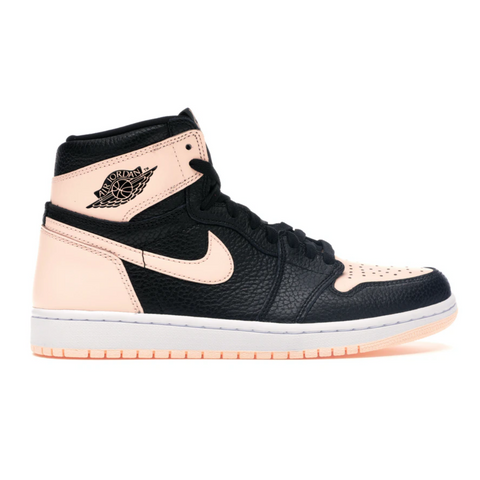 AIR JORDAN 1 RETRO HIGH BLACK CRIMSON TINT