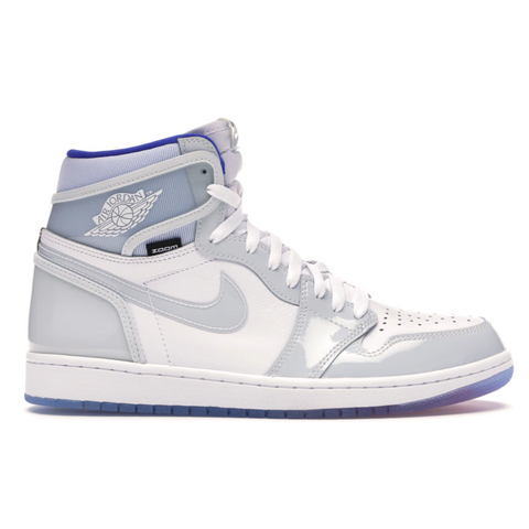AIR JORDAN 1 HIGH ZOOM WHITE RACER BLUE