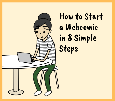 How to Start a Webcomic in 8 Simple Steps