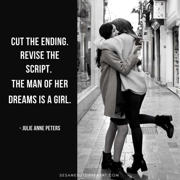Lesbian Love Quotes and Romantic Lesbian Sayings