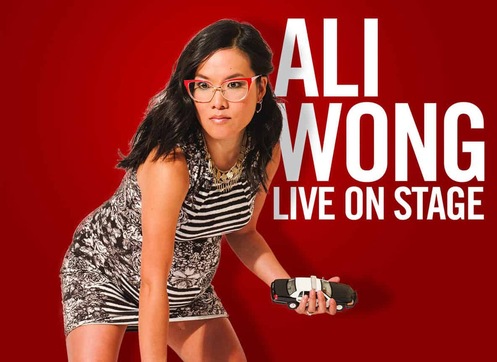 Best Romantic Lesbian Date Night and Gift Ideas for Your Girlfriend Ali Wong Comedy Show