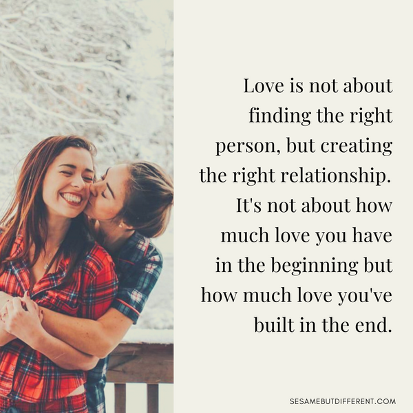Best Romantic Lesbian Quotes
