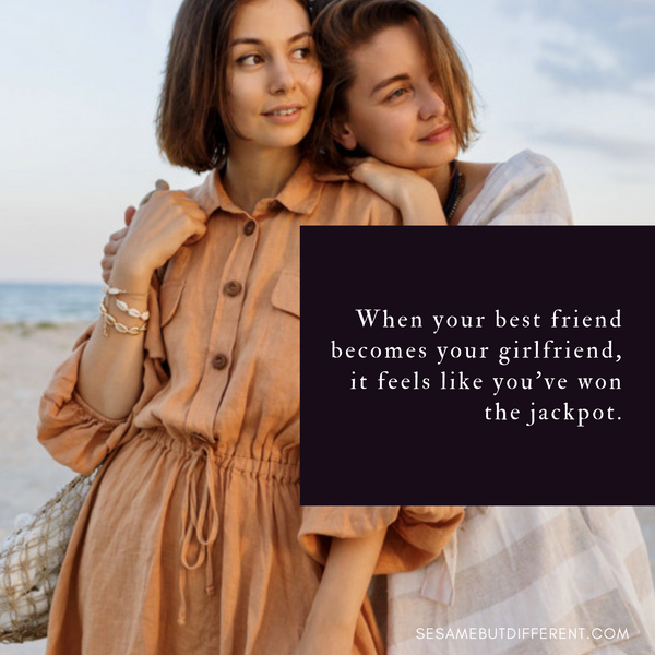 Cute Romantic Lesbian Love Quotes