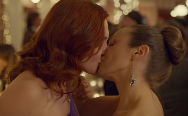 Best Wayhaught Kisses Wynonna Earp Season One