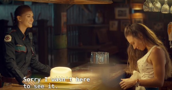 All of Wayhaught's scenes from season one