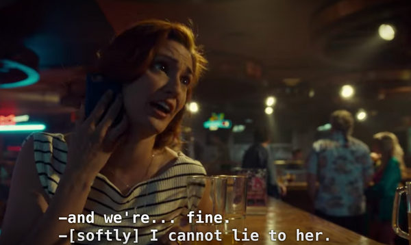 Wayhaught Wynonna Earp Scene at Pussy Willows