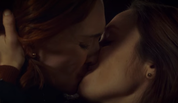 Best Wayhaught Scenes Season Two Wynonna Earp