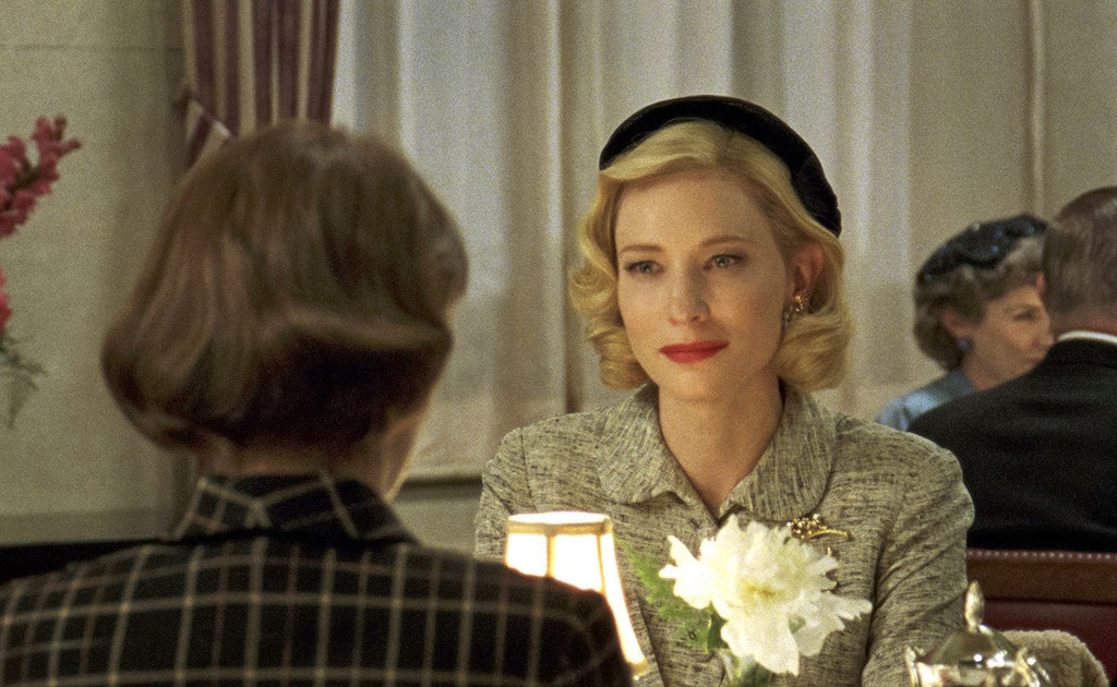 Carol Best Lesbian Period Dramas and Historical Fiction Films to Watch