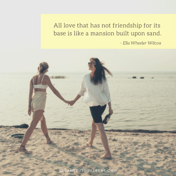 Romantic Lesbian Love Quotes