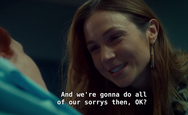 Cutest Wayhaught Hospital Scene Season Two Episode Ten