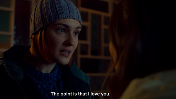 Best Wayhaught Scenes From Season Three