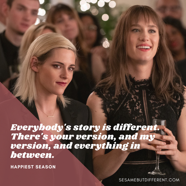 Happiest Season Best Movie Quotes from John