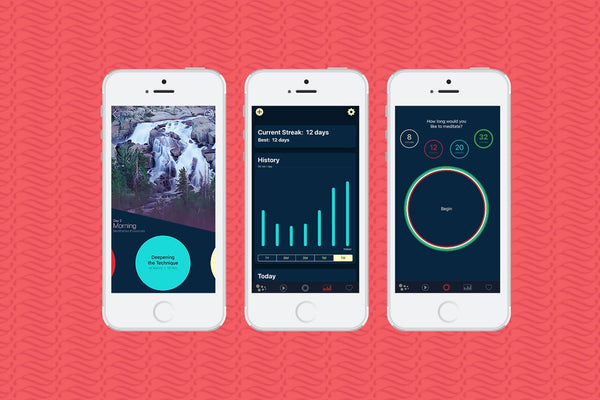 Meditation apps best holiday gift ideas