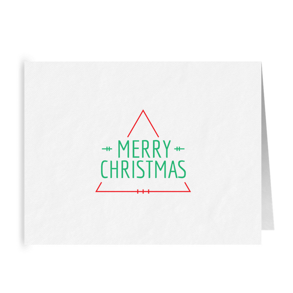 Merry Christmas & Happy Holigays Card