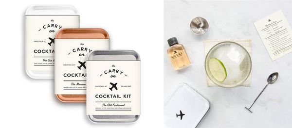 Mini Cocktail Set Best Lesbian Holiday Gifts
