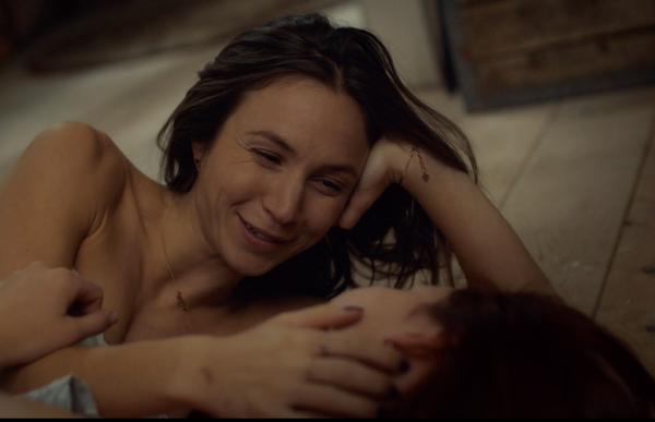 Waverly and Nicole Cutest Moments from Wynonna Earp