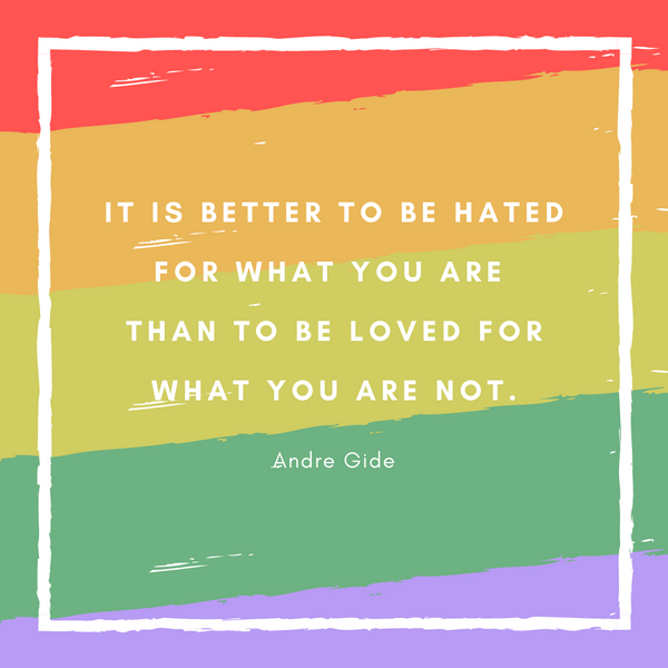 Best Inspirational Quotes for Pride Month