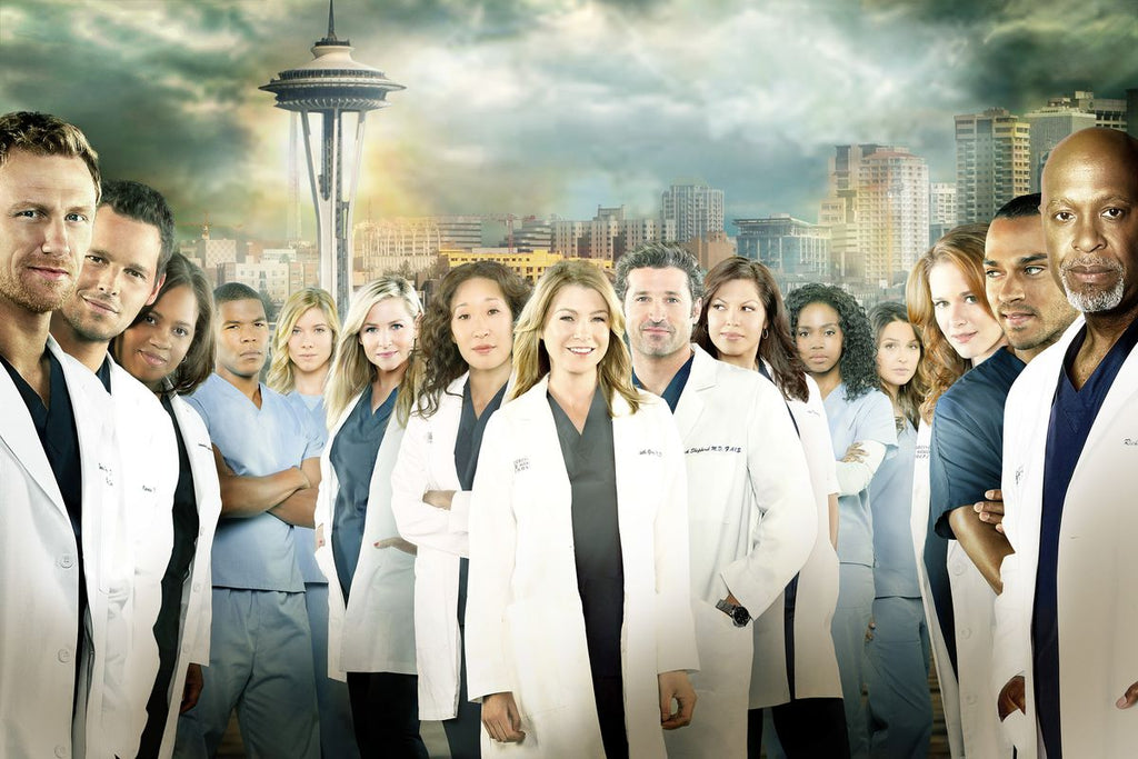Grey's Anatomy best lesbian TV shows of all time