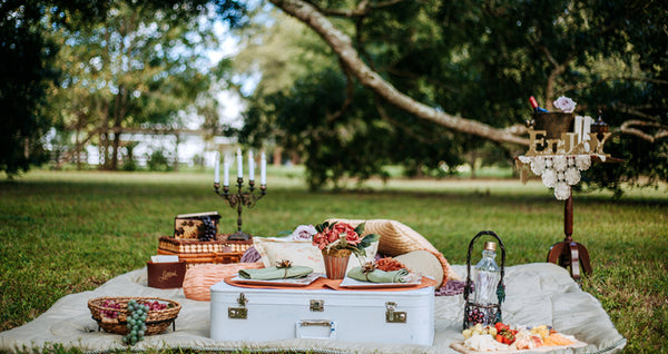 Best Lesbian Holiday Gift Ideas Picnic on an Island