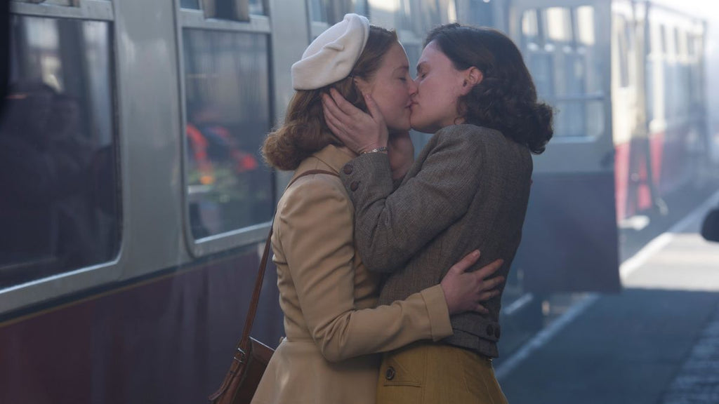 Tell it to the Bees Best Lesbian Period Dramas and Historical Fiction Films to Watch