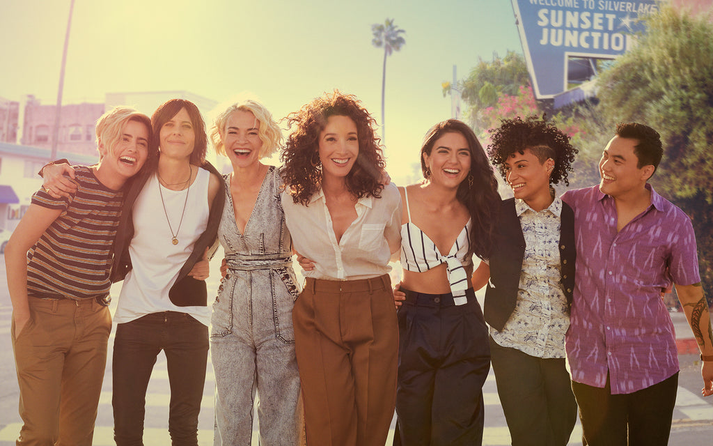 The L Word Generation Q Best Lesbian TV Shows of All Time