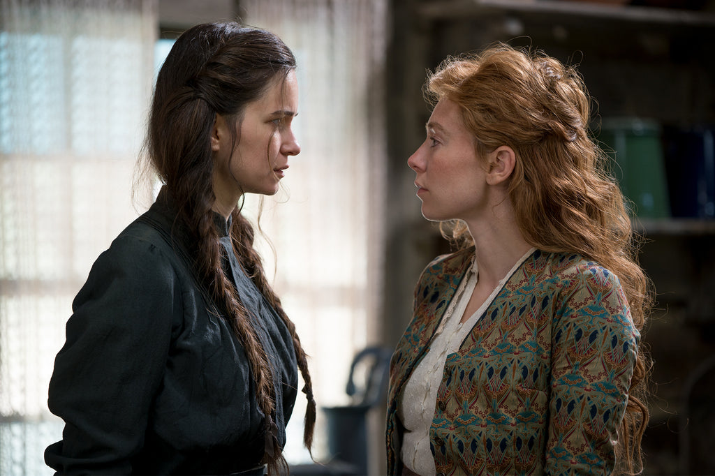 Abigail and Tallie from The World to Come