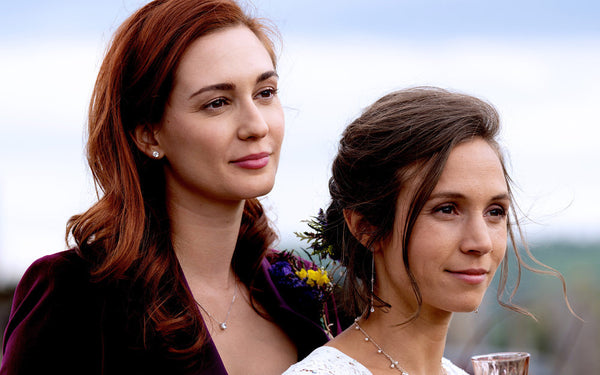 Wayhaught tie the knot and Nicole and Waverly get married