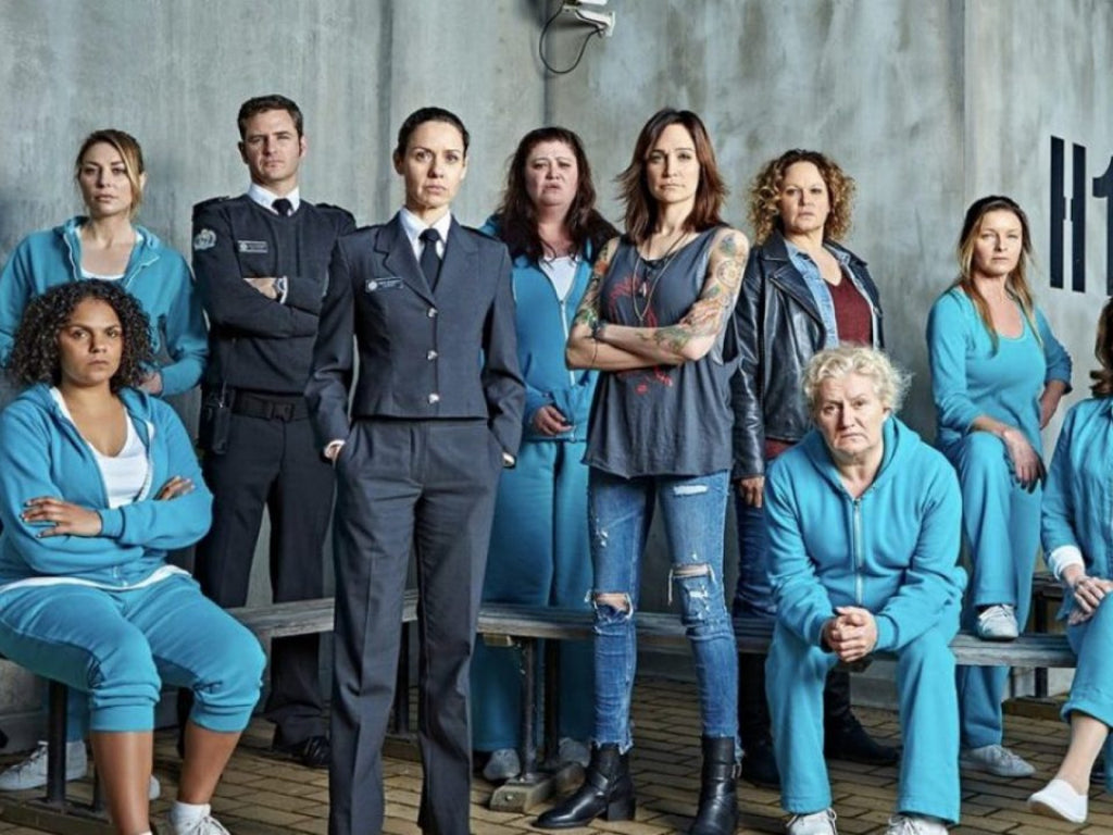 Wentworth best lesbian tv shows of all time