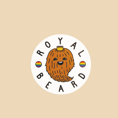 LGBTQ-Vinyl-Sticker-Royal-Beard-Round-Gay-Pride