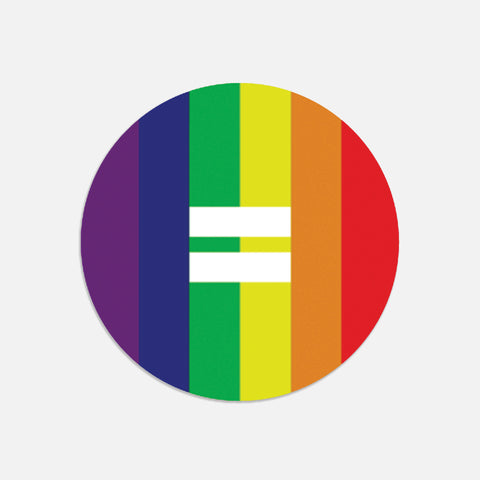 LGBTQ-Equal-Sign-Gay-Pride-Rainbow-Vinyl-Sticker-Circle