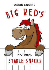 "Big Red""s Stable Snacks - Herbal"
