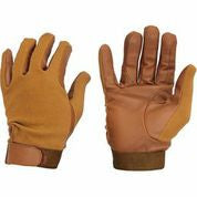Equistar Leather Four Way Gloves