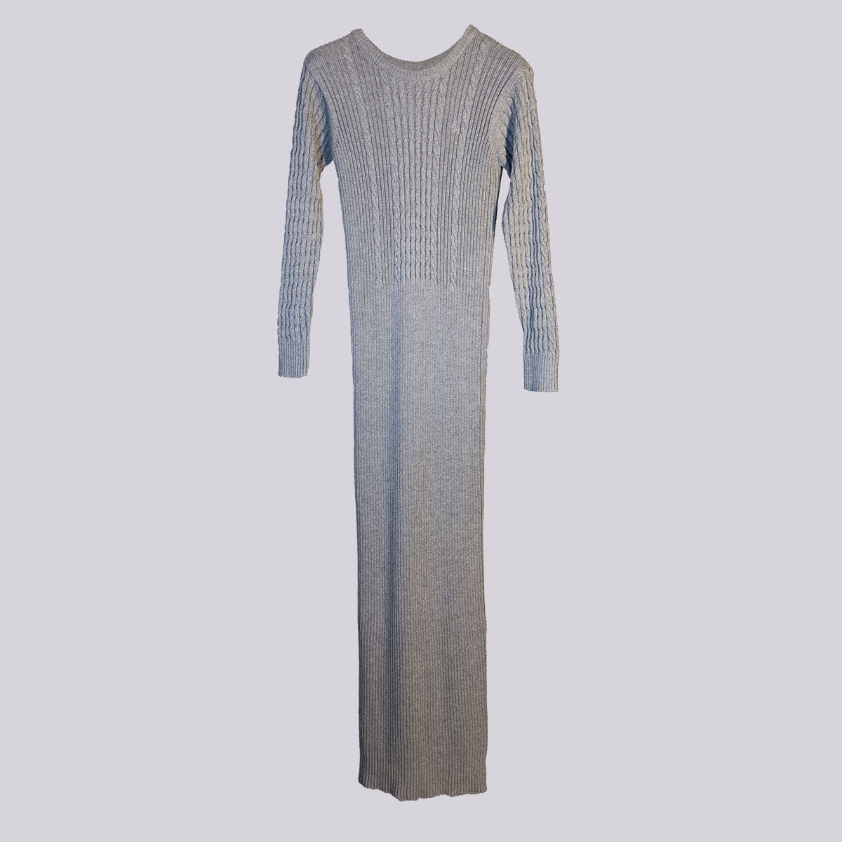 Hartsfield Cable Knit Dress