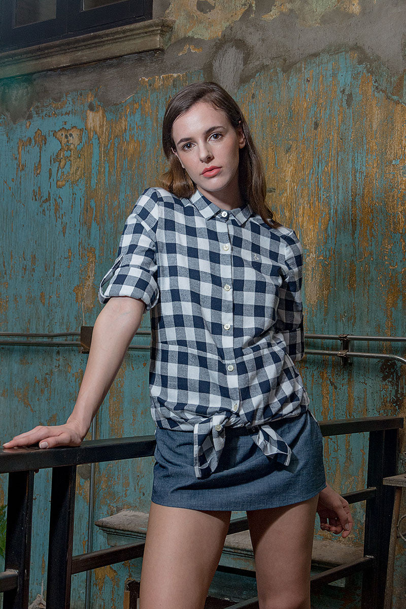 Women's Westridge Shirt-Dress