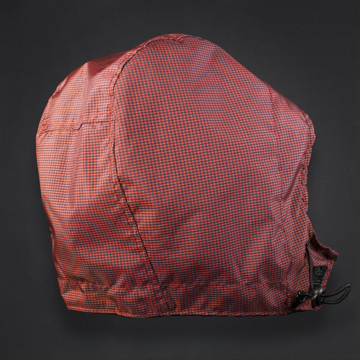 Petersham Maroon All Weather Rain Jacket