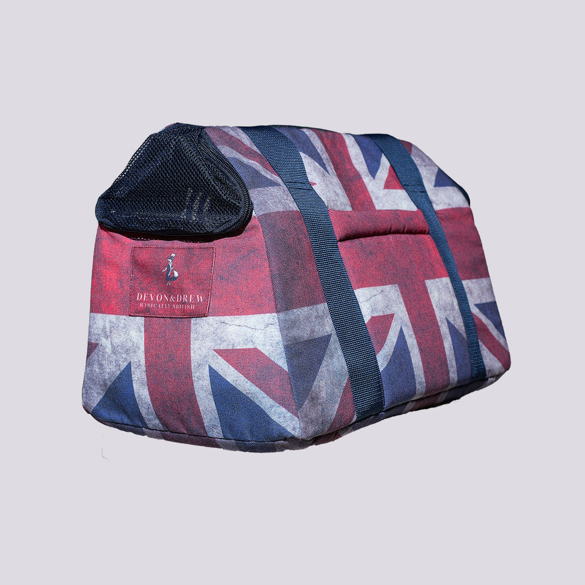 Pyramid Dog Carrier Union Jack