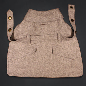 Dog Grey Overcoat by ISSUE