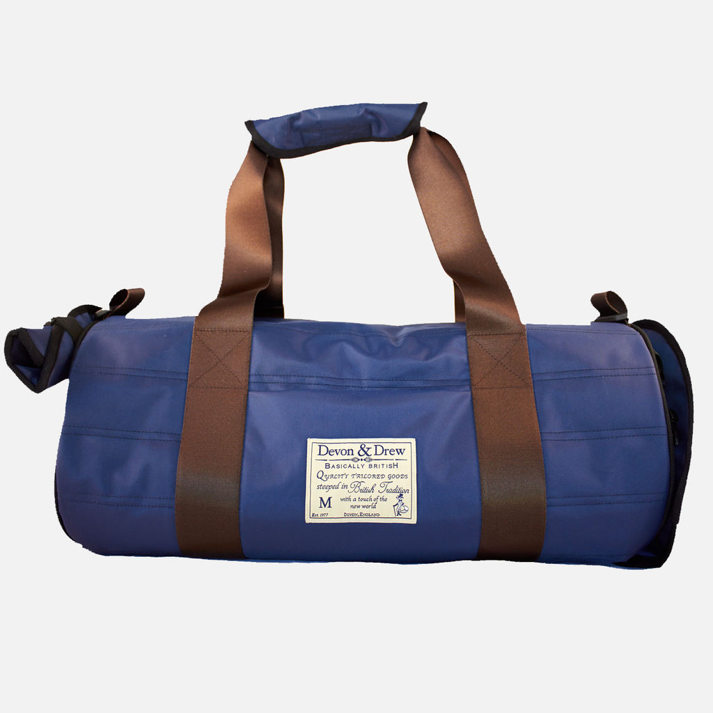 Earl's Court Navy Pet Duffel Bag