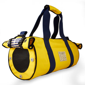 Earl's Court Yellow Pet Duffel Bag