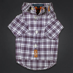 Richmond Classic Flannel Dog Shirt