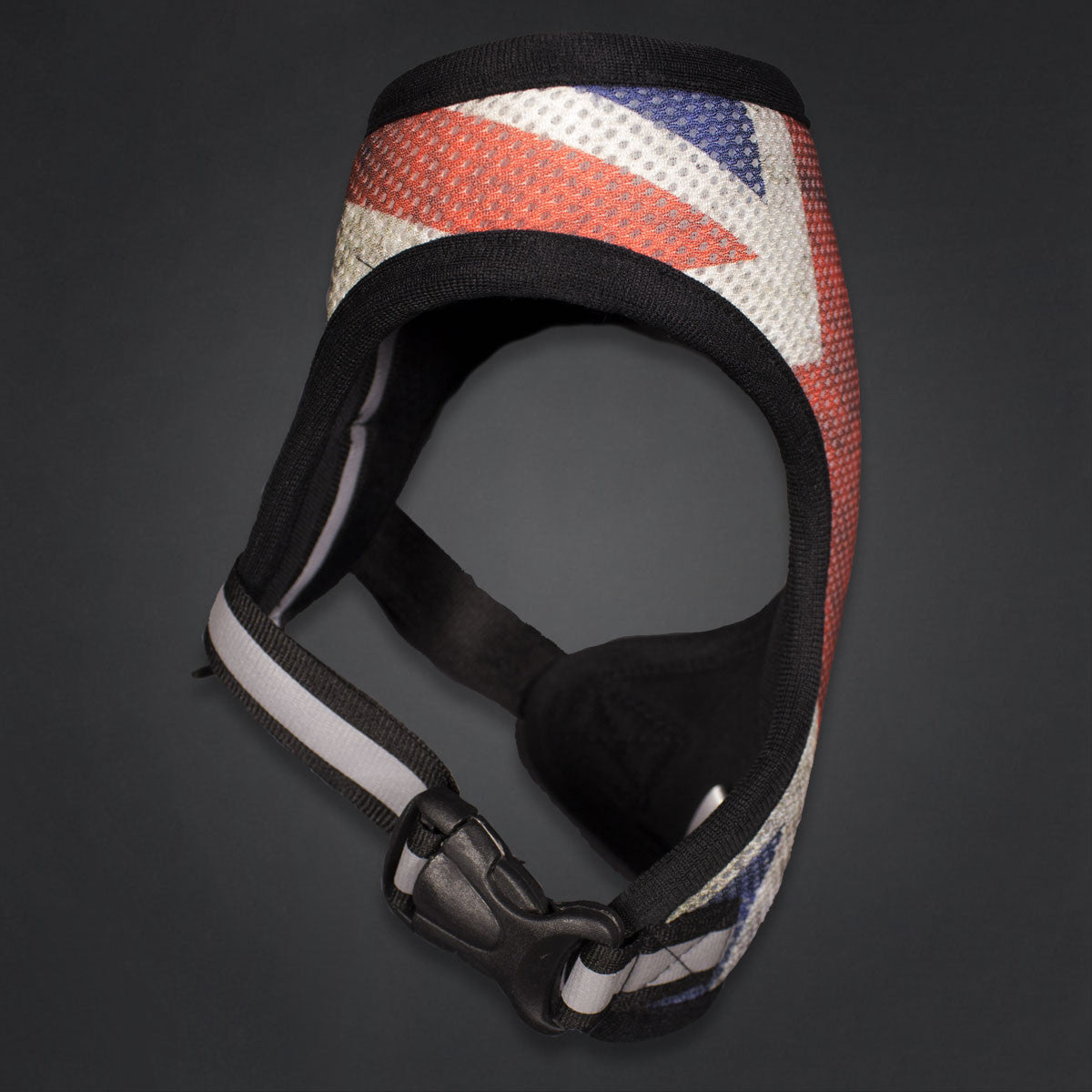 Dog Harness Union Jack