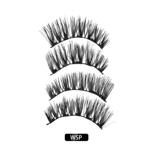 The Beauty Glam - High Quality Magnetic Eyelashes - The Beauty Glam