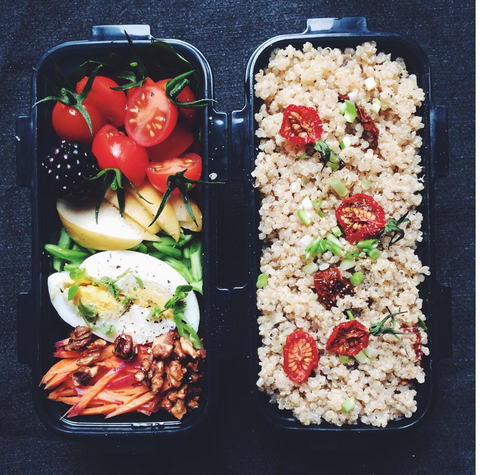 New! Bento box Quinoa