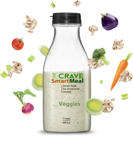 SmartMeal Veggies