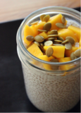 Low-Calorie Chia Pudding