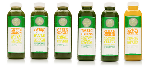 New! Greens Cleanse