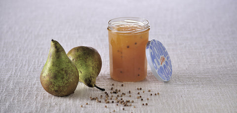 New! Pear Piments Marmelade