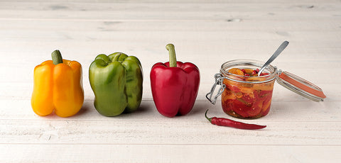 New! Pepper Puree